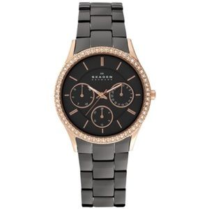 Skagen Katja Large Rose Gold Women's Watch